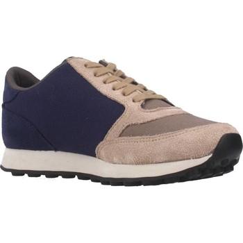 Sapatos Mulher Sapatilhas Duuo D100023 Azul