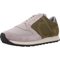 Sapatos Homem Sapatilhas Duuo D100024 Verde