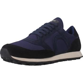 Sapatos Homem Sapatilhas Duuo D100026 Azul