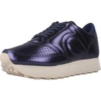 Sapatos Mulher Sapatilhas Duuo D105008 Azul