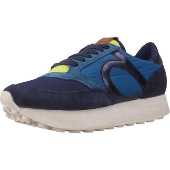 Sapatos Mulher Sapatilhas Duuo D105023 Azul