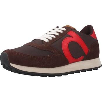 Sapatos Rapaz Sapatilhas Duuo D401026 Marron