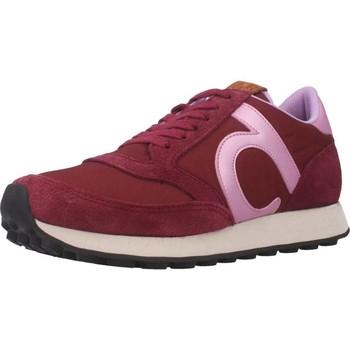 Sapatos Mulher Sapatilhas Duuo D401027 Vermelho