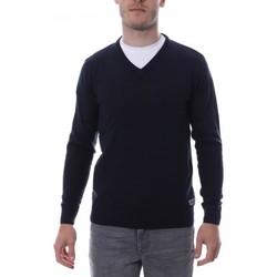 Textil Homem camisolas Hungaria  Azul