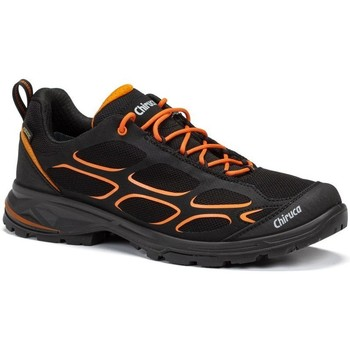 Sapatos Homem Sapatilhas Chiruca Zapatillas  Mundaka 08 Preto