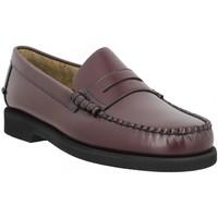 Sapatos Homem Mocassins Sebago 131481 Castanho