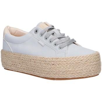 Sapatos Mulher Sapatilhas MTNG 69492 Azul