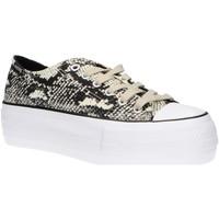 Sapatos Mulher Sapatilhas MTNG 69589 Blanco