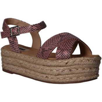 Sapatos Mulher Sandálias MTNG 58840 Beige
