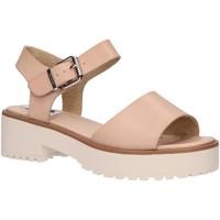 Sapatos Mulher Sandálias MTNG 50684 Beige