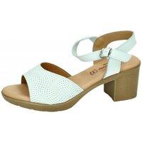Sapatos Mulher Sandálias Fanny Valero  Branco