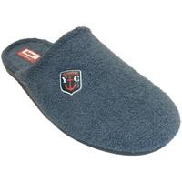 Sapatos Homem Chinelos Made In Spain 1940 Chinelo masculino fechado pelo dedo do p azul