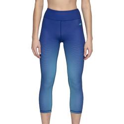 Textil Mulher Collants 4F Women's Functional Trousers Bleu
