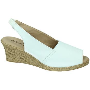 Sapatos Mulher Sandálias Lorena Massó  Branco