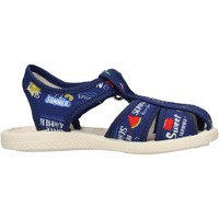 Sapatos Rapaz Sandálias Coccole - Gabbietta blu 33 SUMMER BLU