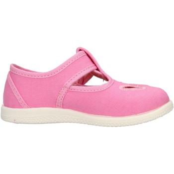 Sapatos Rapaz Sapatos Coccole - Occhio di bue rosa 125 DELAVE' ROSA