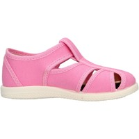 Sapatos Rapaz Sapatos Coccole - Gabbietta rosa 123 DELAVE' ROSA