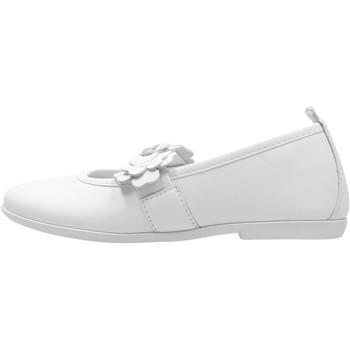 Sapatos Rapariga Sapatilhas Balocchi - Ballerina bianco 101686 BIANCO
