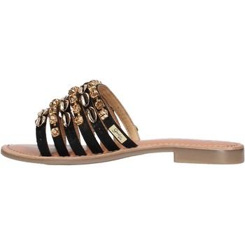 Sapatos Mulher Sapatos aquáticos Gardini - Ciabatta  nero 090 NERO