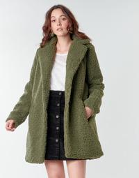 Textil Mulher Casacos Noisy May NMGABI Cáqui