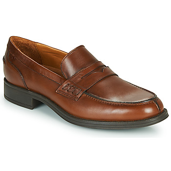 Sapatos Homem Mocassins Carlington JALECK Castanho