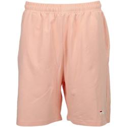 Textil Rapariga Shorts / Bermudas Fila Tamara Shorts Kids Rosa
