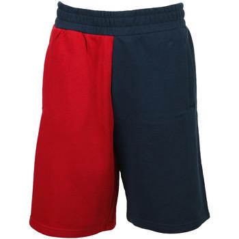 Textil Rapaz Shorts / Bermudas Fila Tave Shorts Kids Azul