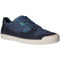 Sapatos Homem Sapatilhas Kickers 769380-60 TRIBE Azul