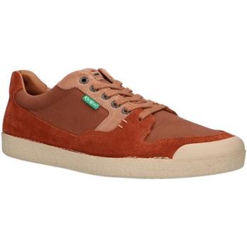 Sapatos Homem Sapatilhas Kickers 769380-60 TRIBE Marr?n