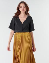Textil Mulher Tops / Blusas Betty London NOISIE Preto