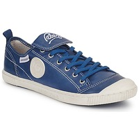 Sapatos Mulher Sapatilhas Pataugas BROOKS Azul