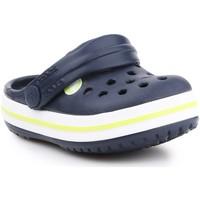 Sapatos Criança Tamancos Crocs Crocband Clog K 204537-42K granatowy