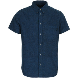 Textil Homem Camisas mangas curtas Paul Smith SS classic fit shirt Azul