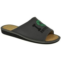 Sapatos Homem Chinelos Garzon 394 Gris
