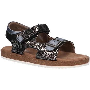 Sapatos Rapariga Sandálias Kickers 694913-30 FUNKYO Negro