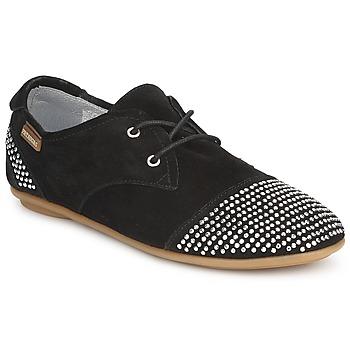 Sapatos Mulher Sapatos Pataugas SWING Preto