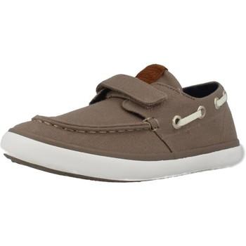 Sapatos Rapaz Sapato de vela Gioseppo COWENS Marron