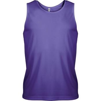 Textil Homem Tops sem mangas Proact Débardeur  Sport violet