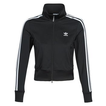 Textil Mulher Casacos fato de treino adidas Originals FIREBIRD TT Preto