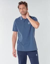 Textil Homem Polos mangas curta adidas Originals PIQUE POLO Azul