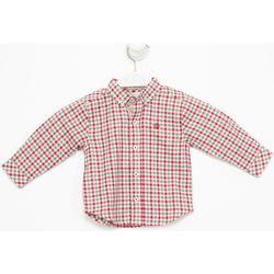 Textil Rapariga Camisas mangas comprida Tutto Piccolo Camisa m/larga Multicolor