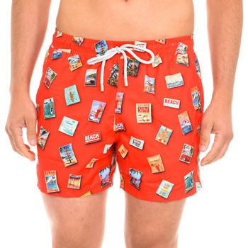 Textil Homem Fatos e shorts de banho John Frank Bañador Vermelho