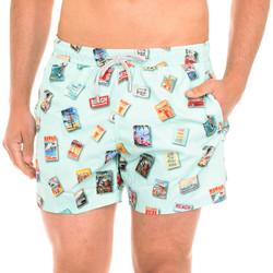 Textil Homem Fatos e shorts de banho John Frank Bañador Verde