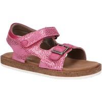 Sapatos Rapariga Sandálias Kickers 694913-30 FUNKYO Rosa