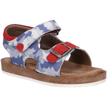 Sapatos Rapaz Sandálias Kickers 694914-30 FUNKYO Azul