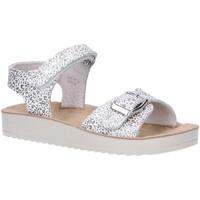Sapatos Rapariga Sandálias Kickers 784532-30 ODYSSA Blanco