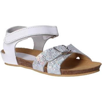 Sapatos Rapariga Sandálias Kickers 784640-30 BOBBUN Blanco