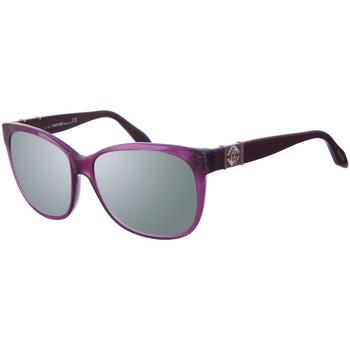 Relógios & jóias Mulher óculos de sol Roberto Cavalli Gafas de Sol Violeta
