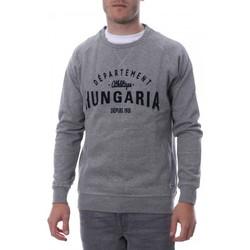 Textil Homem Sweats Hungaria  Cinza