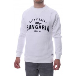 Textil Homem Sweats Hungaria  Branco